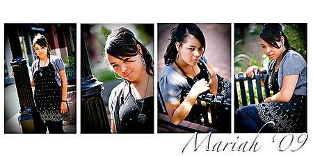 Mariah storyboard